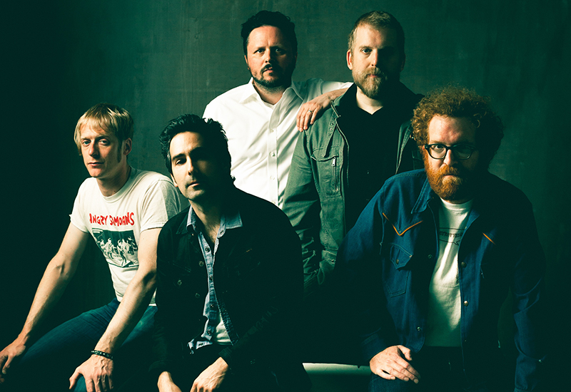Eric Earley of Blitzen Trapper: Breaking The Familiar Silence