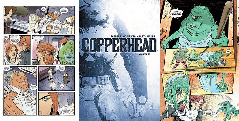 Review: Copperhead Volume 2