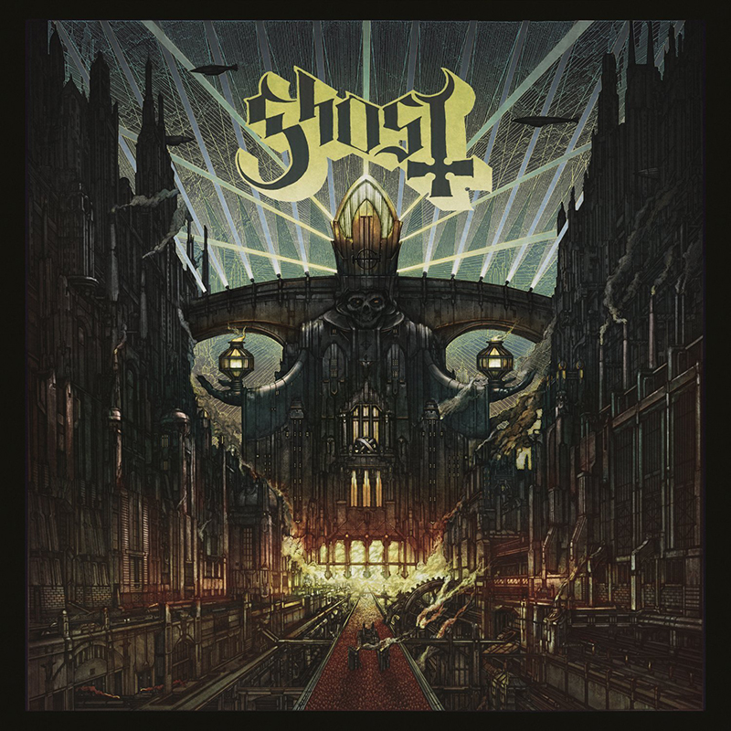 Review: Ghost – Meliora