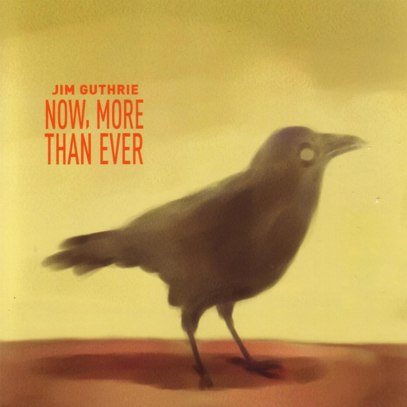 Review: Jim Guthrie – Now, More Than Ever