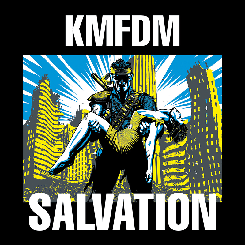 Review: KMFDM – Salvation