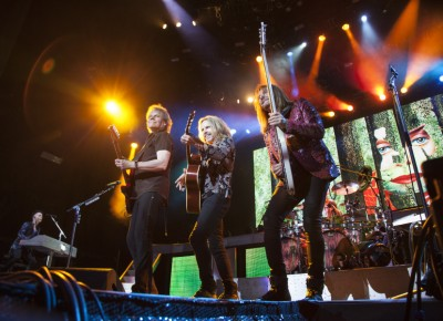 "Styx played a stellar set that closed with the epic ""Come Sail Away."""