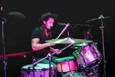Bill Delia, drummer for Grizfolk.