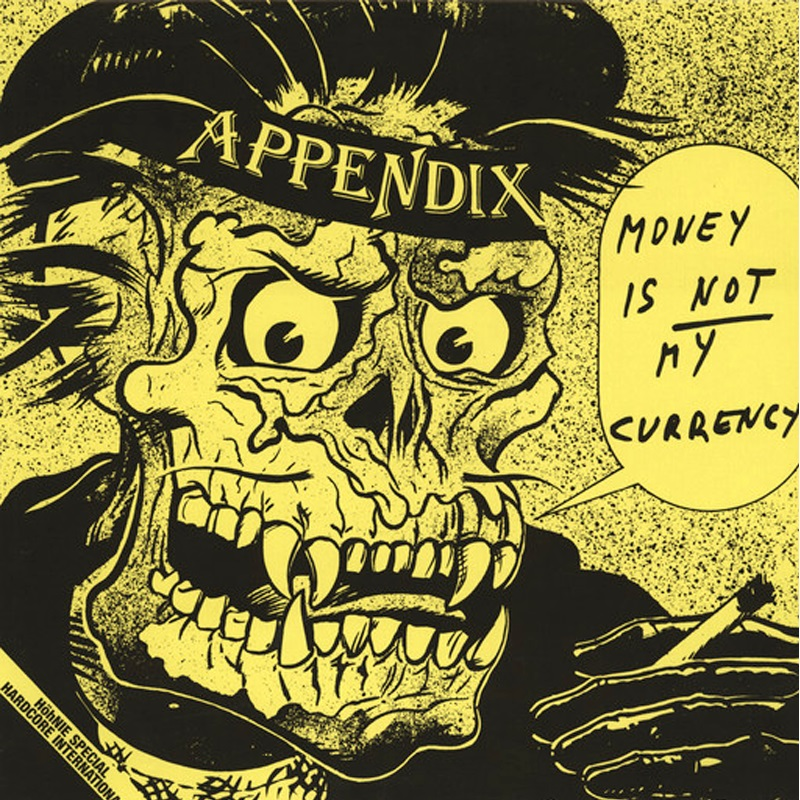 Review: Appendix – Money Is Not My Currency
