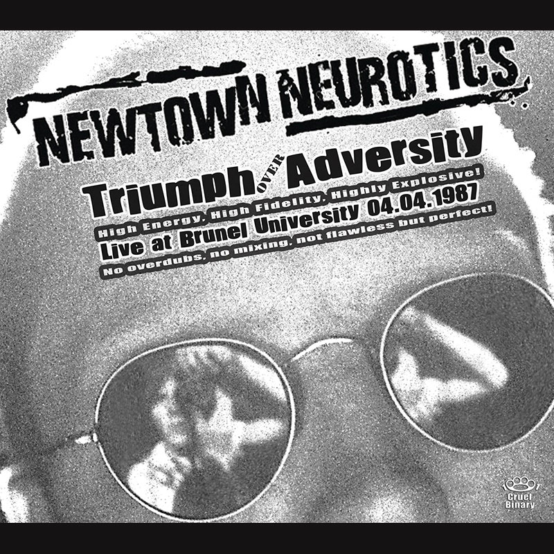 Review: The Newtown Neurotics – Triumph Over Adversity