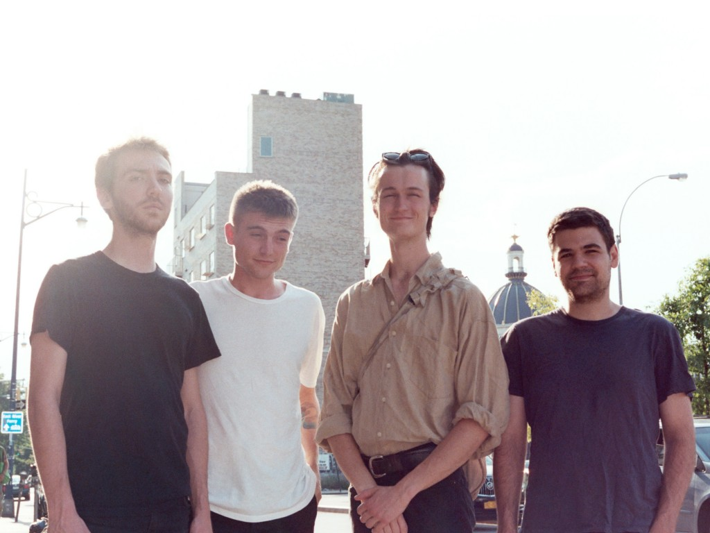 Ought 10.22 @ Kilby Court With Baby Ghosts & Chalk
