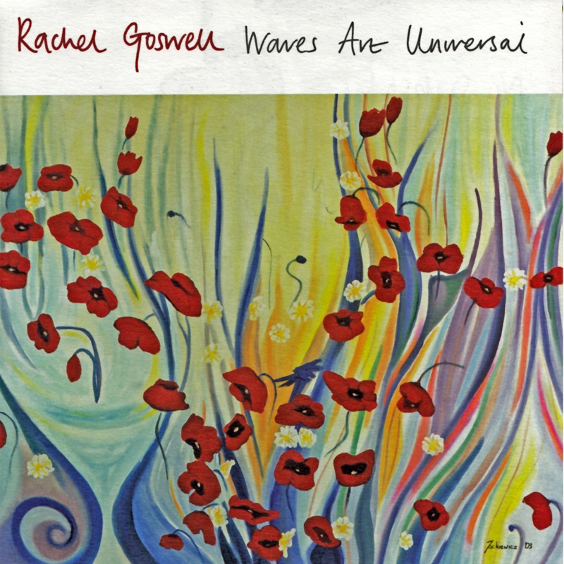 Review: Rachel Goswell – Waves are Universal