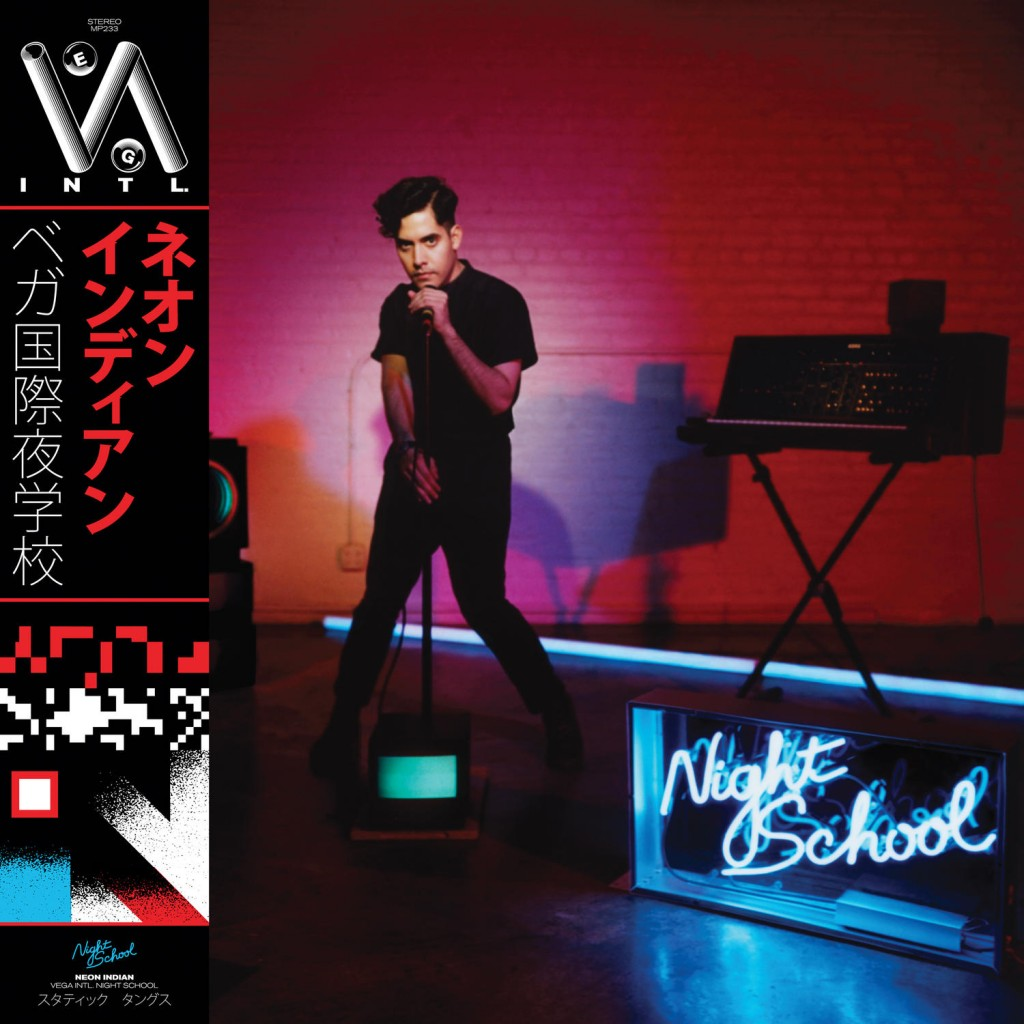 Review: Neon Indian – Vega Intl. Night School