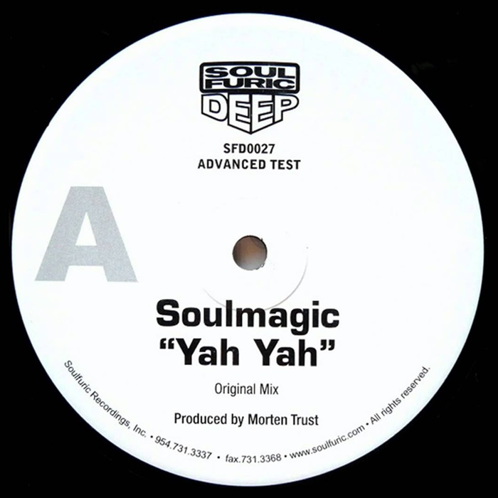 Review: Soul Magic – Yah Yah