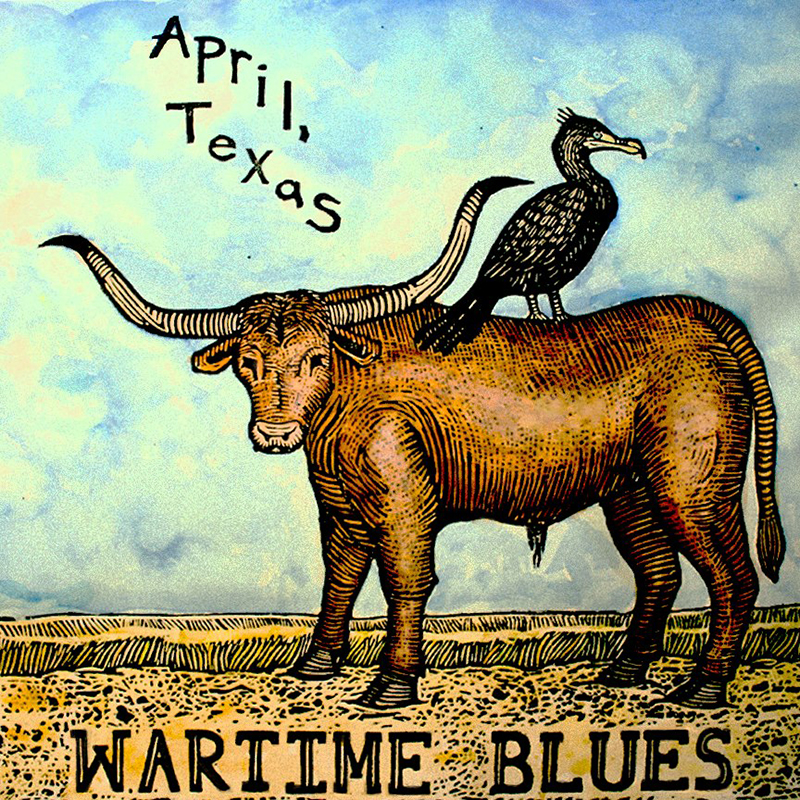 Review: Wartime Blues – April, Texas