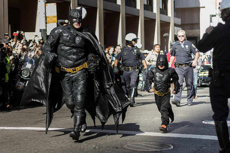 Review: Batkid Begins
