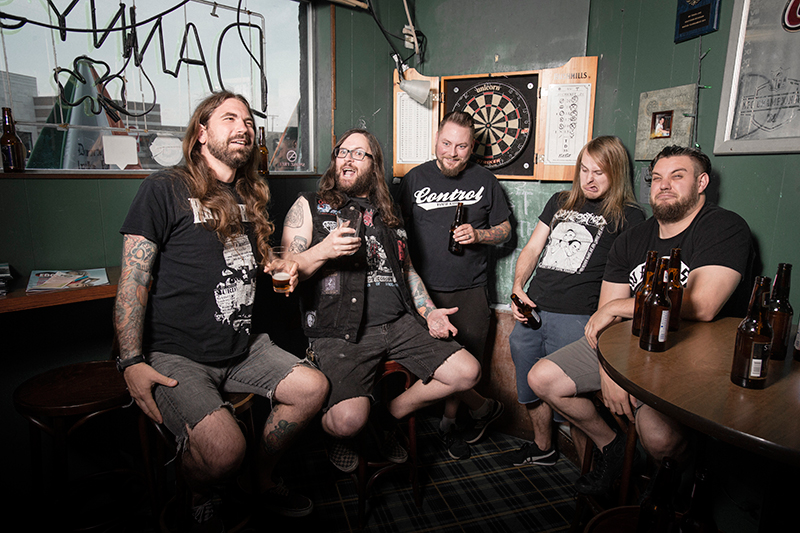 """""""I Could Feel the Magic in the Air"""": Trevor Strnad of The Black Dahlia Murder Talks Abysmal"""