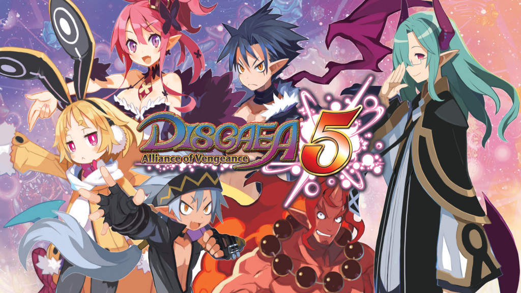 Review: Disgaea 5: Alliance of Vengeance