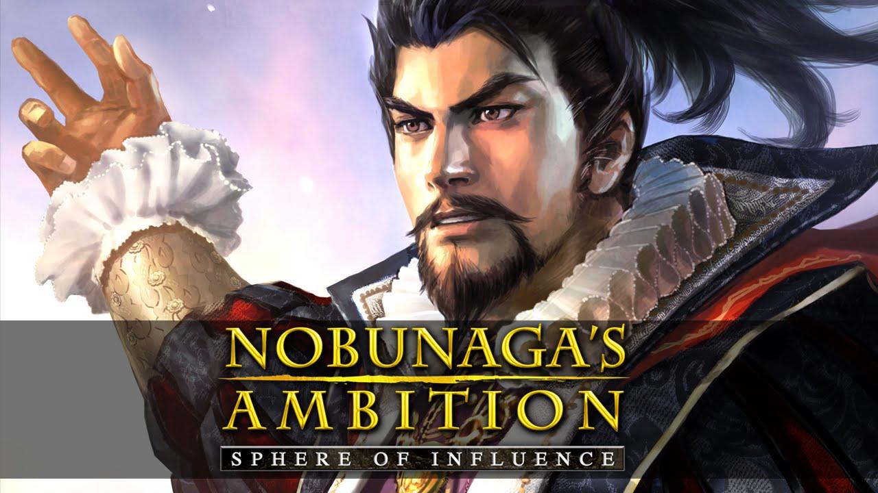 Nobunaga's Influence: Sphere of Influence