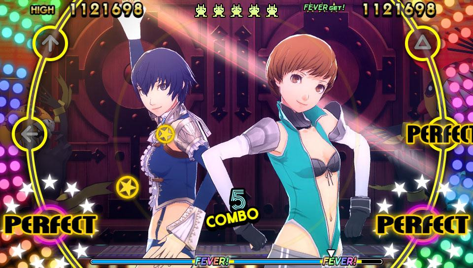 Review Persona 4: Dancing All Night