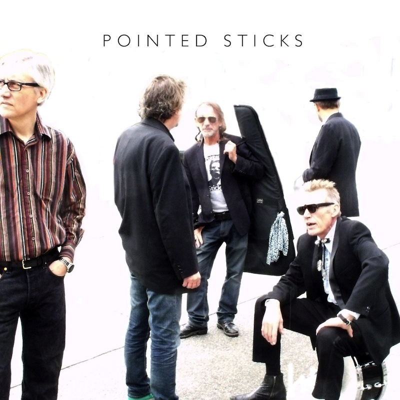 Review: Pointed Sticks – Self-Titled