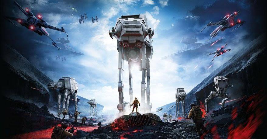 A New Hope: My Impressions on the Star Wars Battlefront Beta