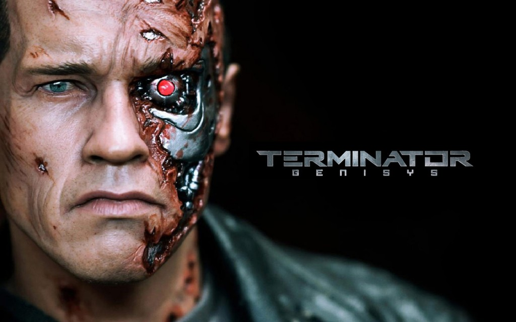 Terminator Genisys: Time Is Not On My Side