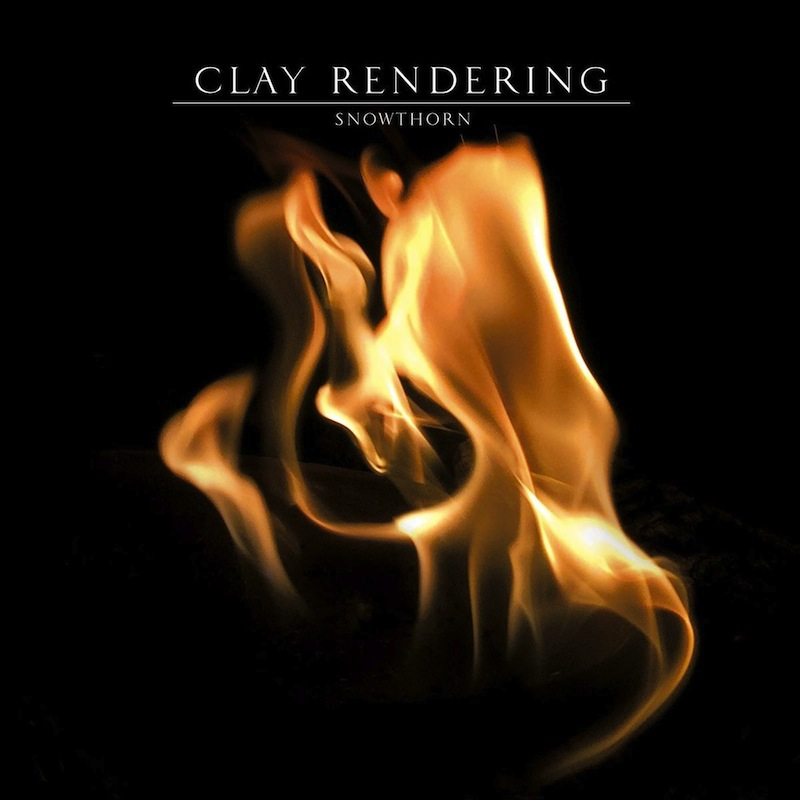 Clay Rendering –Snowthorn
