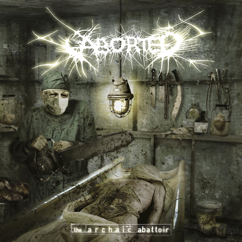 Review: Aborted – The Archaic Abattoir