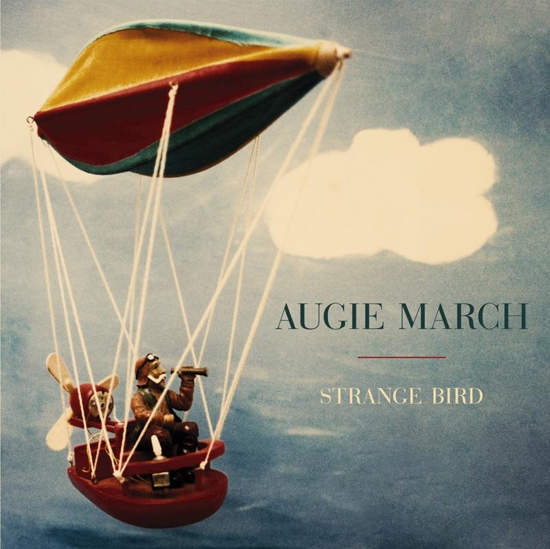Review: Augie March – Strange Bird