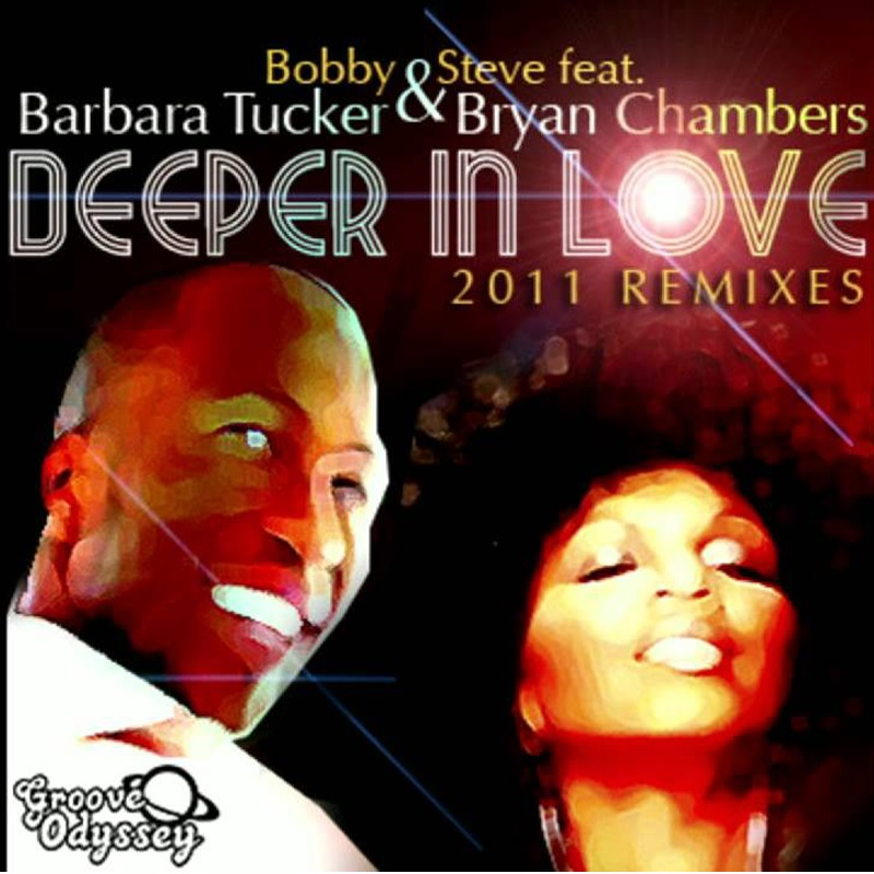 Review: Bobby & Steve Feat. Bryan Chamber/Barbara Tucker – Deeper In Love