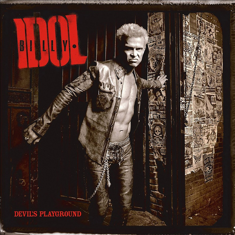 Review: Billy Idol – Devil's Playground
