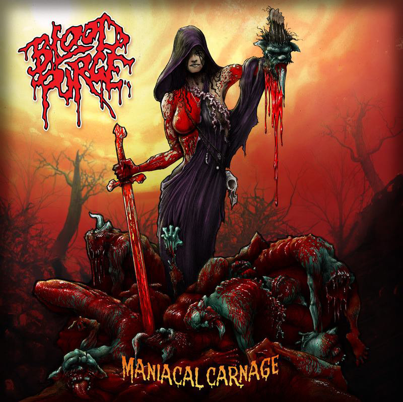 Local Review: Blood Purge – Maniacal Carnage