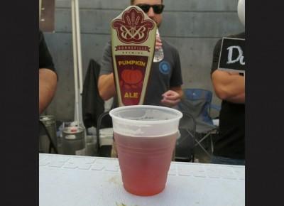 Bonneville Brewery: Pumpkin Ale