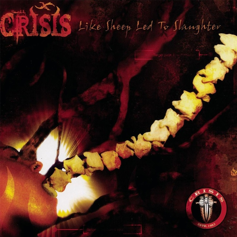 Review: Crisis – Like Sheep Led To Slaughter