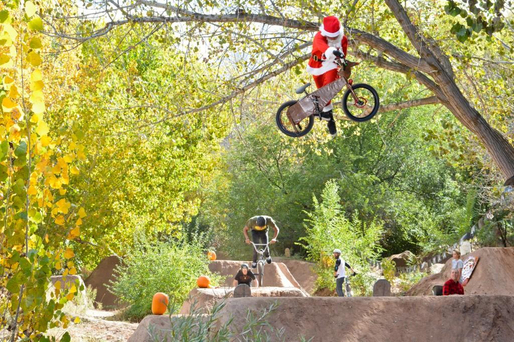 Tanner Park Halloween Jump Jam