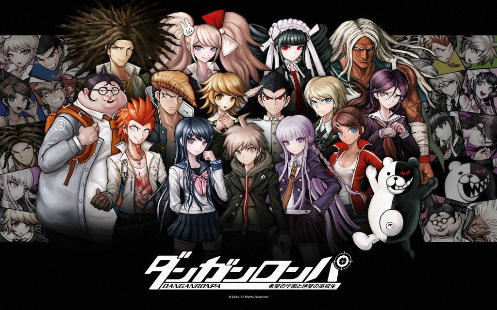 Review: Danganronpa: The Animation
