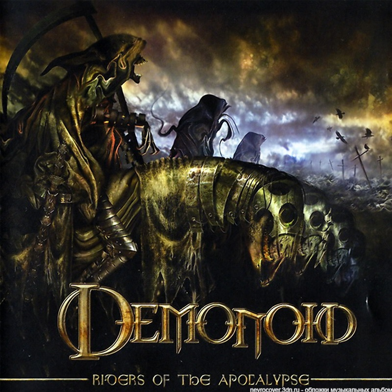 Review: Demonoid – Riders Of The Apocalypse
