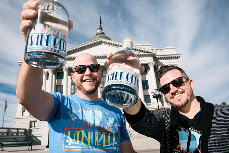 Salt City Vodka: Not Your Average Distillery