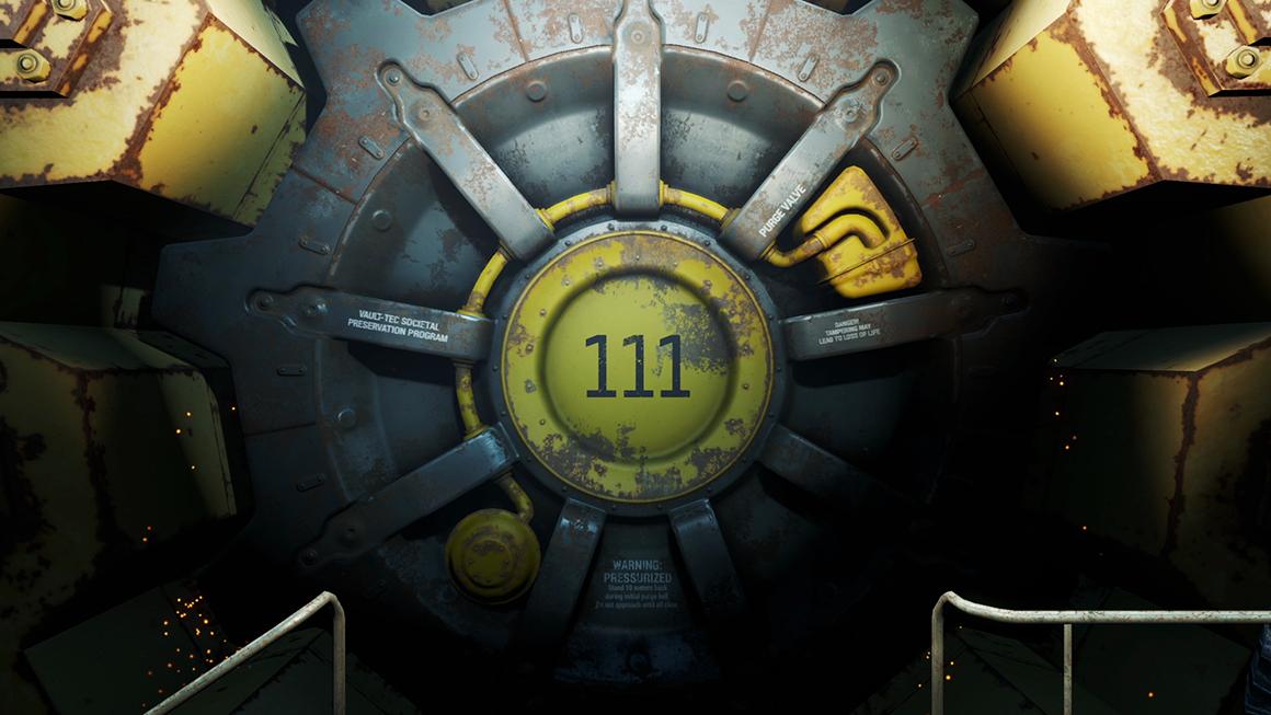 Fallout 4: Vault 111