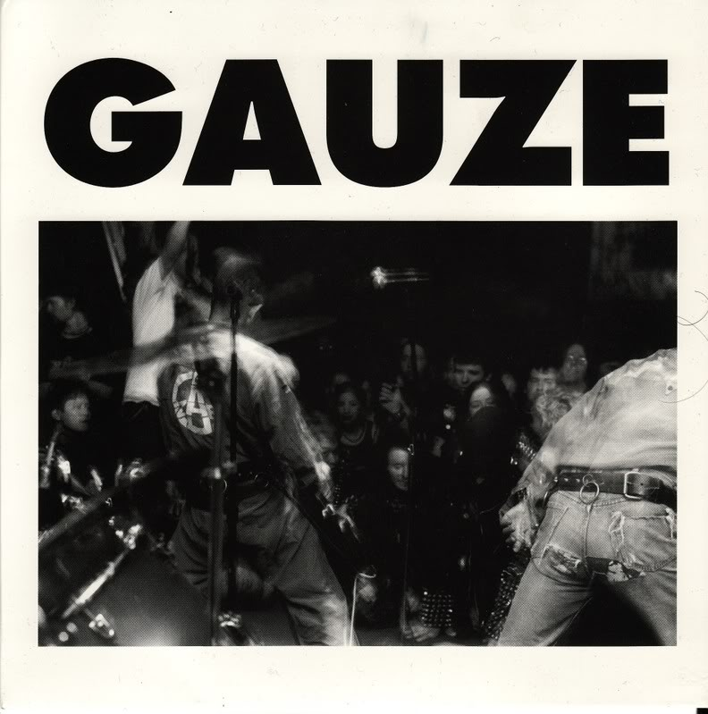 Review: Gauze – City Rockers 7""