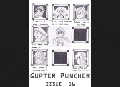 Gupter Puncher Issue 16