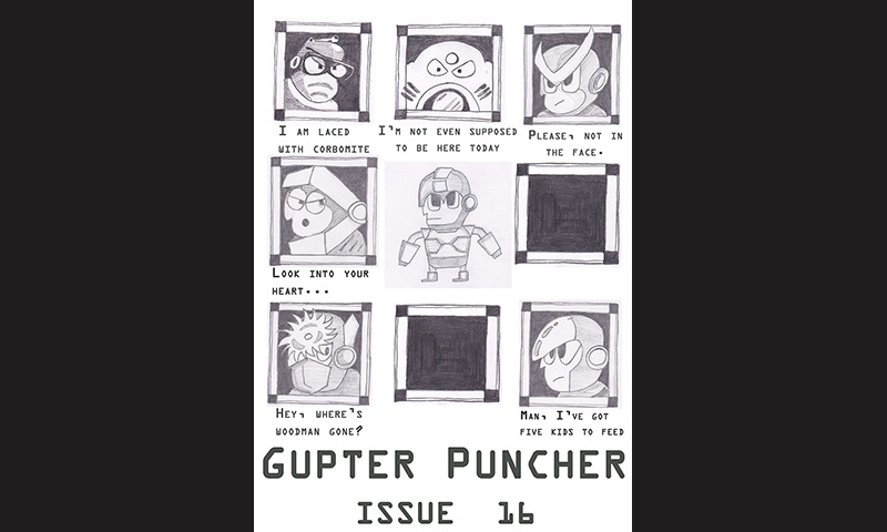 Review: Gupter Puncher Issue 16