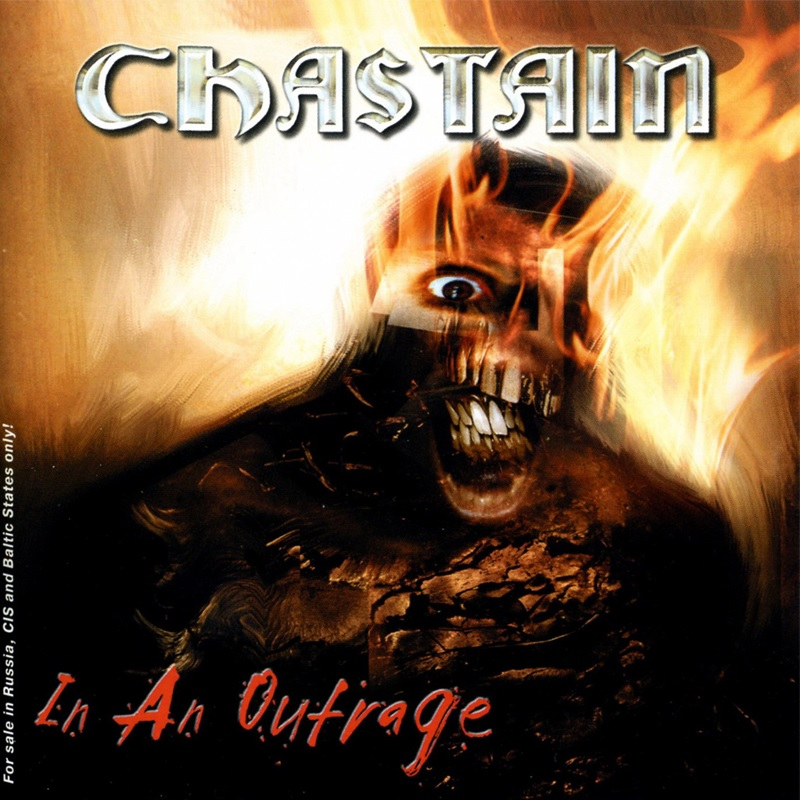 Review: Chastain – In An Outrage