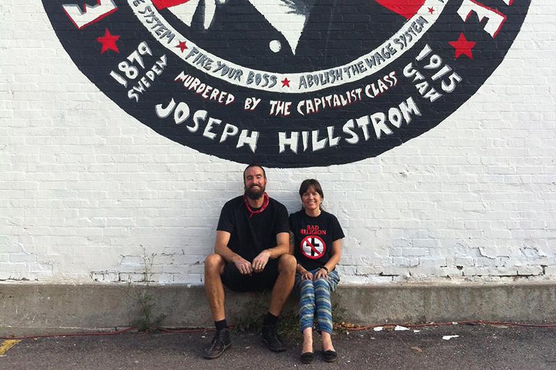Remembering Joe Hill: Songs of Agitation