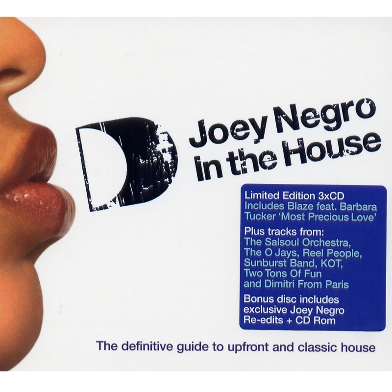 Review: Joey Negro – In The House