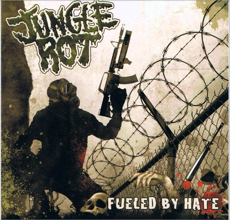 Review: Jungle Rot – Fueled By Hate