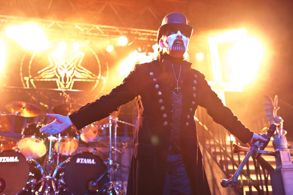 King Diamond on Halloween, Not Just a Dream