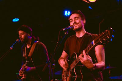 Local rock band Wildcat Strike takes the stage at Urban Lounge. Photo: @LMSORENSON