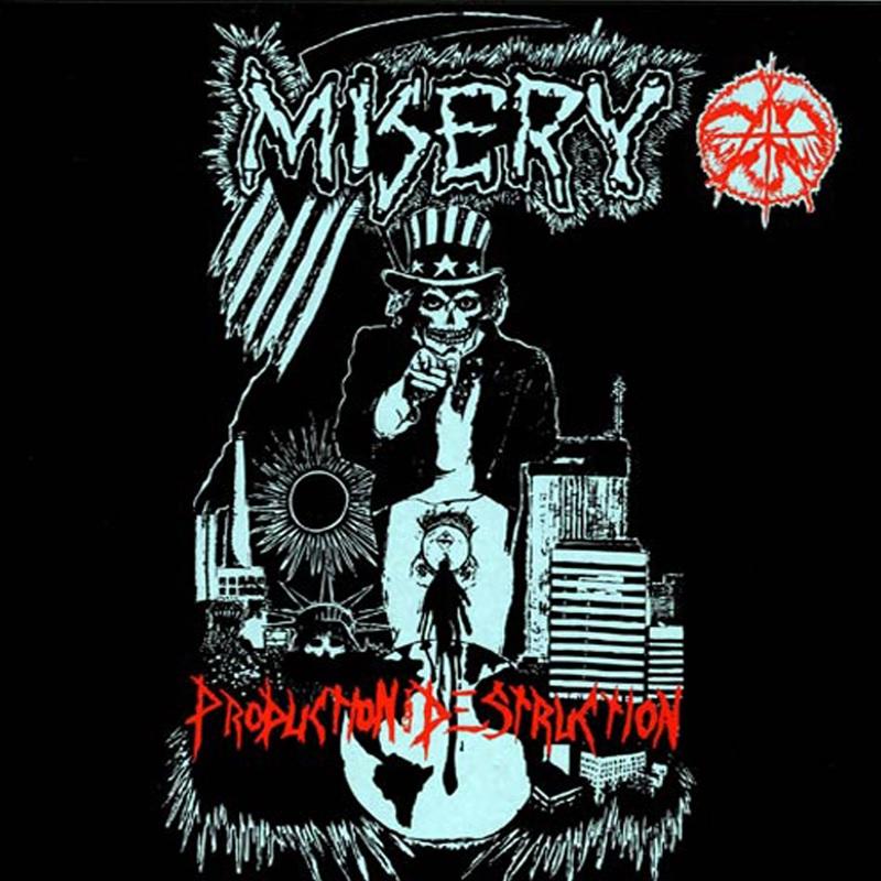 Review: Misery – Production Thru Destruction