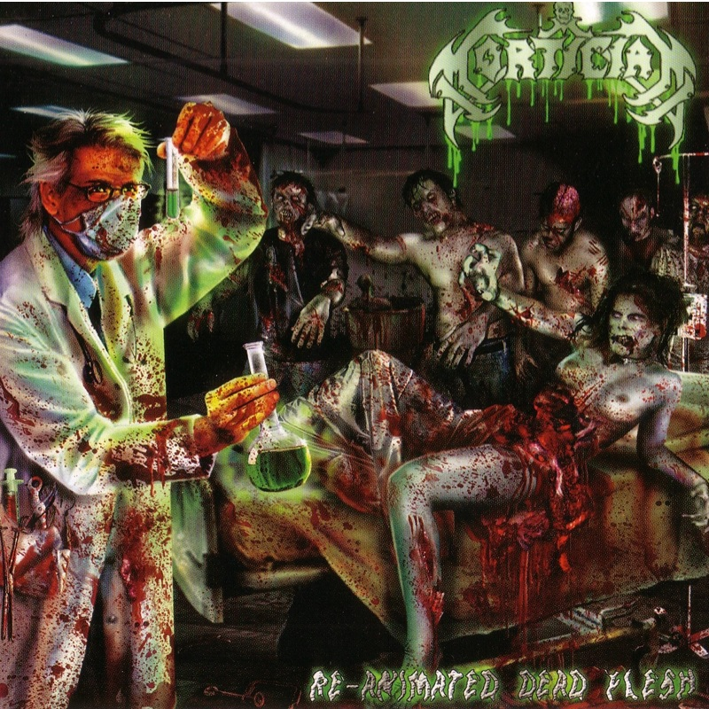 Review: Mortician – Re-Animated Dead Flesh