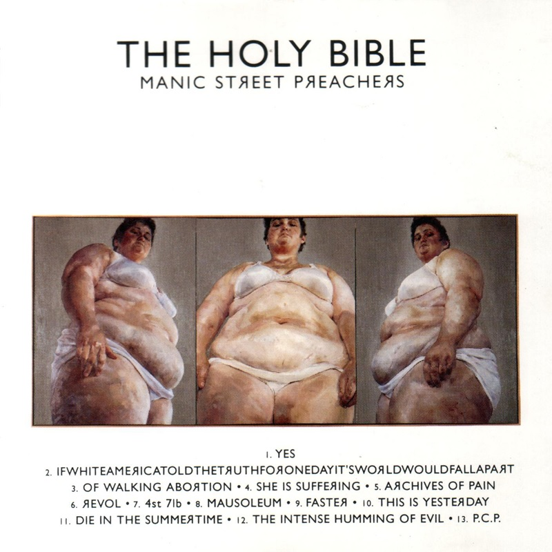 Review: Manic Street Preachers – The Holy Bible 10th Anniversary Edition