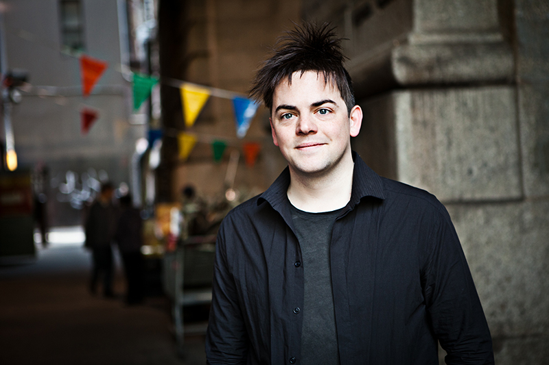 Nico Muhly & The Utah Symphony: Peeking In On A Process