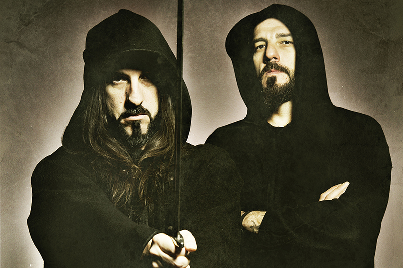 Rotting Christ Image: Non Serviam: Rotting Christ
