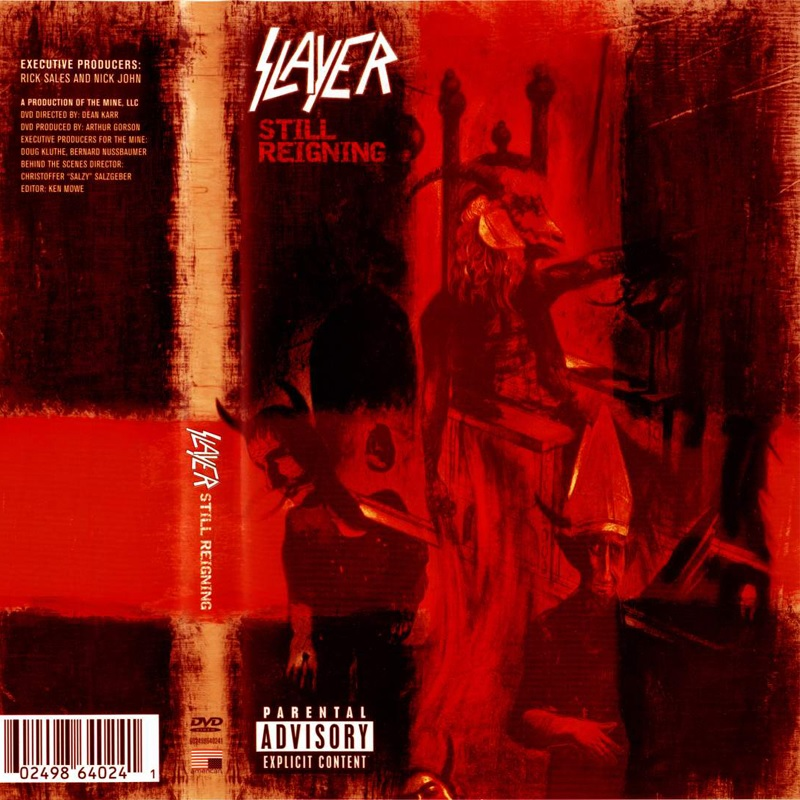 Review: Slayer – DVD Still Reigning